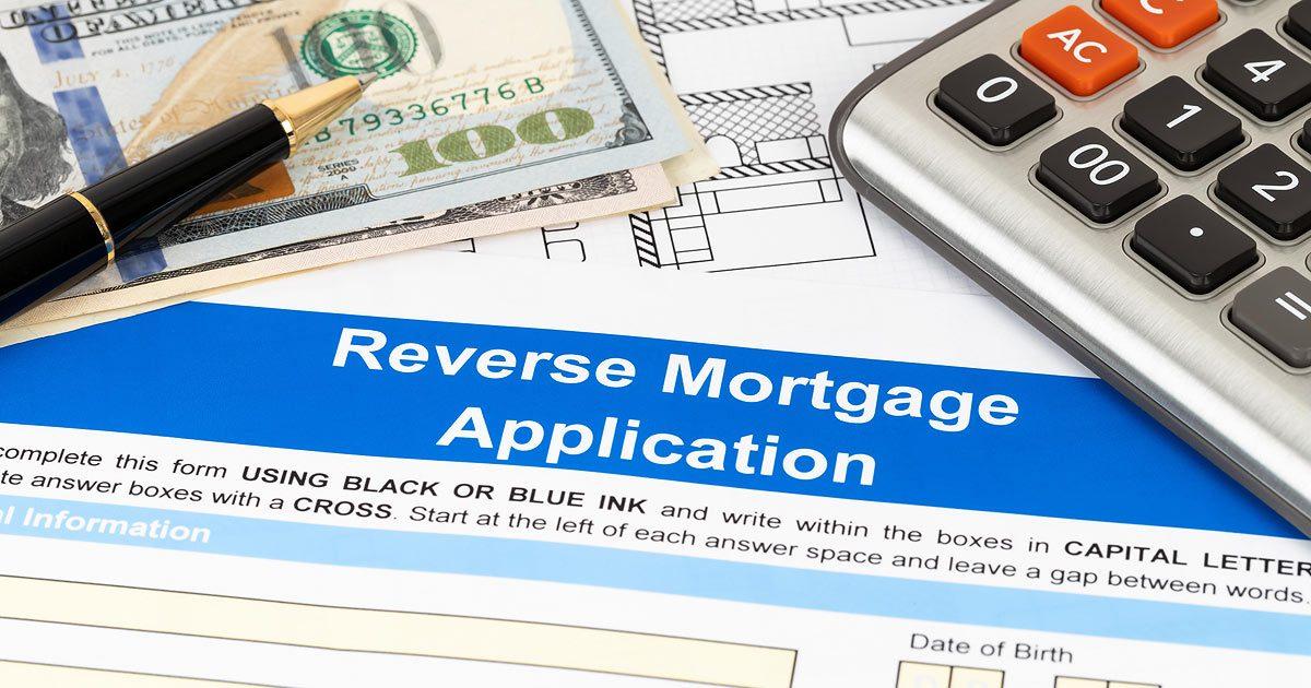 Reverse Mortgage - Trinity Mortgage