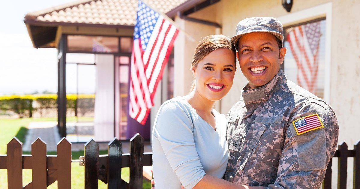 VA Loan - Trinity Mortgage