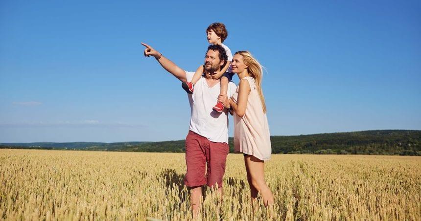 USDA Loan Benefits - Trinity Mortgage